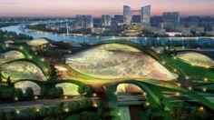 Construyen en China la primera ciudad ecológica del mundo