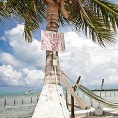 Kokomo Beach - Caye Caulker, Belize