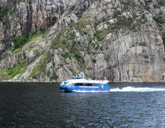 **Roedne Fjord Cruise - Stavanger, Norway