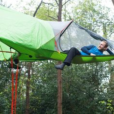 Tree Tents for Sale Discover How To C& With Flying Tents & Whose ready to camp in a #TreeTent this winter? Find your Tree ...