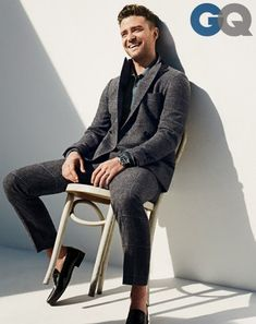 Fashionably Fly: GQ Man, Justin Timberlake