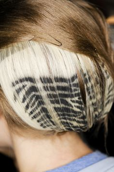 Marc Jacobs, Rodarté, Chanel, Fendi, Toni  Guy, wigs, hairpieces, runway trends, hair trends