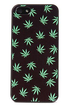 The Weed iPhone 5 Case by O-Mighty
