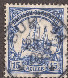 Big Blue 1840-1940: German East Africa