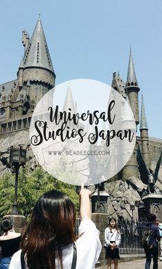 The Wizarding World of Harry Potter (ウィザーディング・ワールド・オブ・ハリー・ポッター) Japan