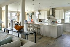 Interior Design, Avon-by-Sea, NJ - transitional - kitchen - other metro - Robert Legere Design