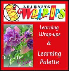 Learning Wrap Ups Review at Circling Through This Life