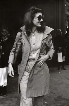 Jackie O in the 1970s