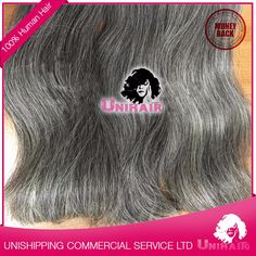 Large Stock Hot Selling 100% Unprocessed Virgin Grey Original Human Hair, View human hair, Unihair Product Details from UNISHIPPING COMMERCIAL AND SERVICE COMPANY LIMITED on Alibaba.com