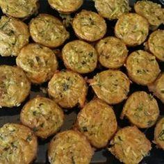 Delectable Zucchini Bites - Allrecipes.com