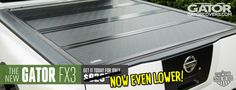 Hard Folding Tonneau Covers | BakFlip | Flex | Solid Fold