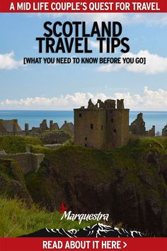 Traveling to Scotland for the first time? We've put here our best Scotland Travel tips so you can get the most out of your trip there. #scotlandtraveltips #travelingtoscotlandforthefirsttime #traveltoscotland #scotlandtravel