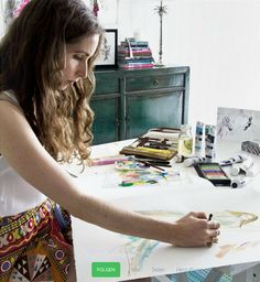 arts Erin Petson featured in Winkelen on Issuu Feb 2015