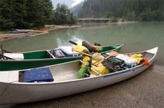 Canoe Camping Check Lists - Family Camping Gear - Tips for Family Campers