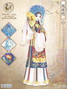 Nikki's Chinese Opera Style