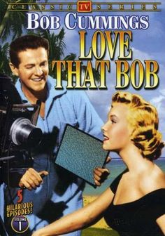 "The Bob Cummings Show (also known as Love That Bob) is an American sitcom starring Robert ""Bob"" Cummings which was produced from January 1955 to September 1959. The Bob Cummings Show was the first series ever to debut as a midseason replacement."
