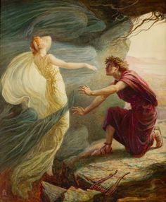 Orpheus and Euridice Catharine Sparkes
