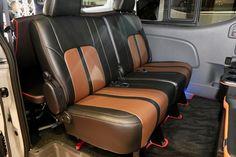 Arj 350motoring ベース車両 Nissan Nv350キャラバン 内装