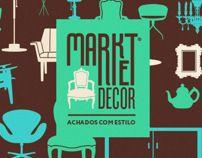 Market Decor by Isabela Rodrigues, via Behance