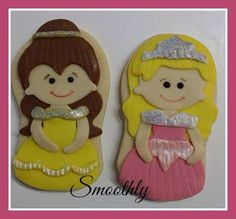 Biscotti principesse per un compleanno speciale ! By smoothly