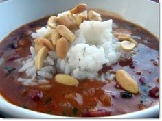Nigerian Kidney Bean & Peanut Stew | Photo credit: Daniel Rossi, Flickr, Creative Commons, some rights reserved Visit page  View image