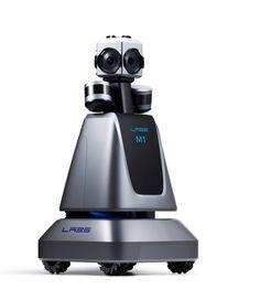 M1 Autonomous 3D Indoor Mapping Robot on Behance