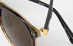 24 carat gold-plated titanium fittings