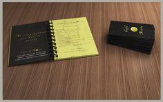 Cafè Lemonde 3D List & Business Cards