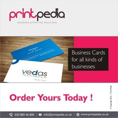 You might be paying too high for your Business Printing. Give us a call and we can try our best to beat any written quote. #LuxuryBusinessCards  from #PrintPedia  designed and printed for our Client #VedasTechnoCom   Thanks for trusting in us and being with us for so many years. #RecycledBusinessCards   #LondonPrinter   #AylesburyPrinter   #BestPricePrinter   #BestQualityPrinting   #Aylesbury   #Shoreditch   #AstonClinton   #Wendover   #FairfordLeys   #LogoDesignAylesbury   #LogoDesign…