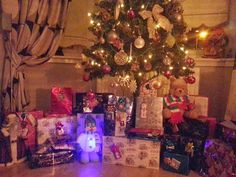 lots of christmas presents | Lots Of Christmas Presents Few presents for the kids,
