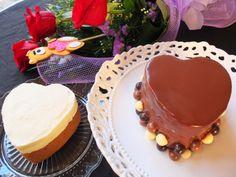 La cocina de Lola: Tarta mousse de chocolates