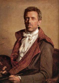 Funny Celebrity Pictures - Renaissance Portraits Of Famous Celebs
