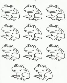 picture about Printable Frogs identify 196 Ideal Frogs pics within 2019 Lifecycle of a frog, Frog
