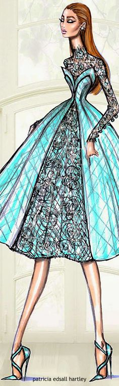 Haute Couture SS15 by Hayden Williams