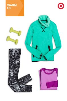 Don't let the cold keep you from achieving your workout resolutions. Pick up our 4 faves for the perfect warm-up.