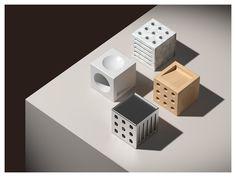 Desk Organiser - Cubicle Desk Organiser by Office for Product Design