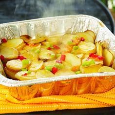 Cookout Potatoes..Great Side dish...Easy Recipe!