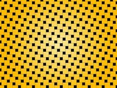 "This ""Hypnotic Spinning Spiral"" powerpoint background is a free 3D background for lively presentations. It composed of from small black squares on the bright yellow ground."