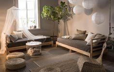 Die 32 Besten Bilder Von Schlaf Wohnzimmer Bedroom Ideas Bedrooms