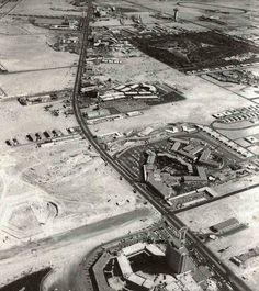 ♠ The Strip, Las Vegas, 1954 #History #Photography