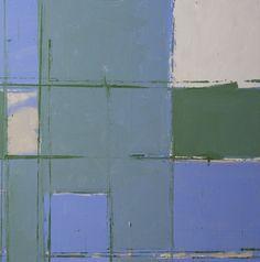 Steven Heffer , abstract 0018/9 2016 oil on canvas (detail) on ArtStack…