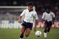 England Home Kit 1990 - Gary Lineker England Kit