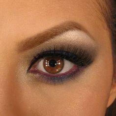 Blue & Purple Eyeshadow https://www.makeupbee.com/look.php?look_id=90373