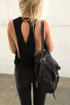 THE PERFECT BLACK BAG