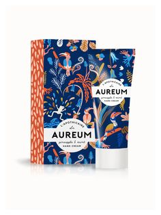 A fun and quirky conceptual packaging project with a focus on patterned prints.