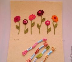 How to create a personal organizer for needlewoman - Art & Craft Ideas