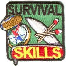 Survival Skills Fun Patch