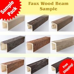 Building A House Discover Faux Wood Beam Sample Decorative Ceiling Tiles provides a wide selection of ceiling tiles that give your residential or commercial space character. We ship worldwide! Ceiling Tiles, Ceiling Design, Faux Wood Beams, Plafond Design, Wood Ceilings, Fake Beams On Ceiling, Wooden Beams Ceiling, Wood Beds, Into The Woods