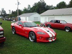 98 dodge viper gts modified 500 hp