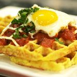 Alternative Uses for The Waffle Iron